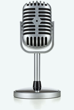 Arabic Speaker / Voice Talents for Phone, Video, TV & Radio Voiceovers